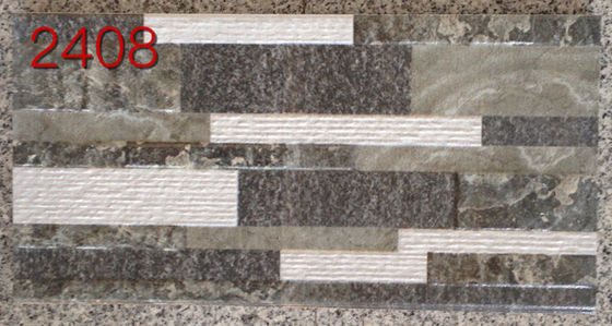 Chiny Outdoor 200 X 400 Wall Tiles, Brick Tiles For Exterior Walls Villa Area fabryka